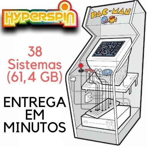 Hyperspin 38 sist