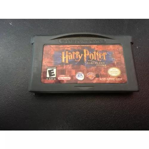 Jogo harry potter gameboyadvance cartucho