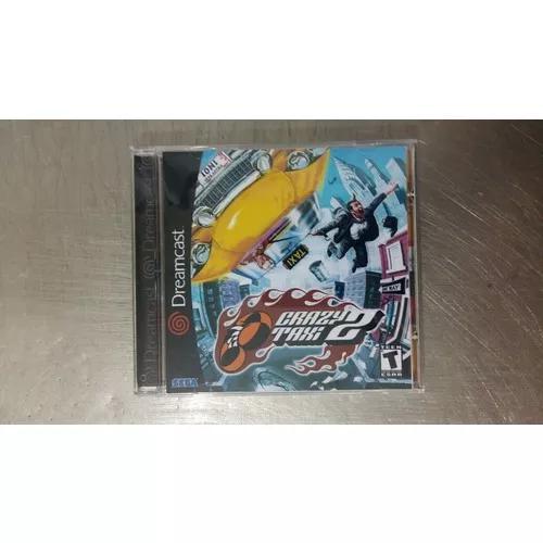 Jogos de dreamcast - crazy taxi 2 (patch)