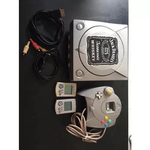 Sega dreamcast - frete grátis pac