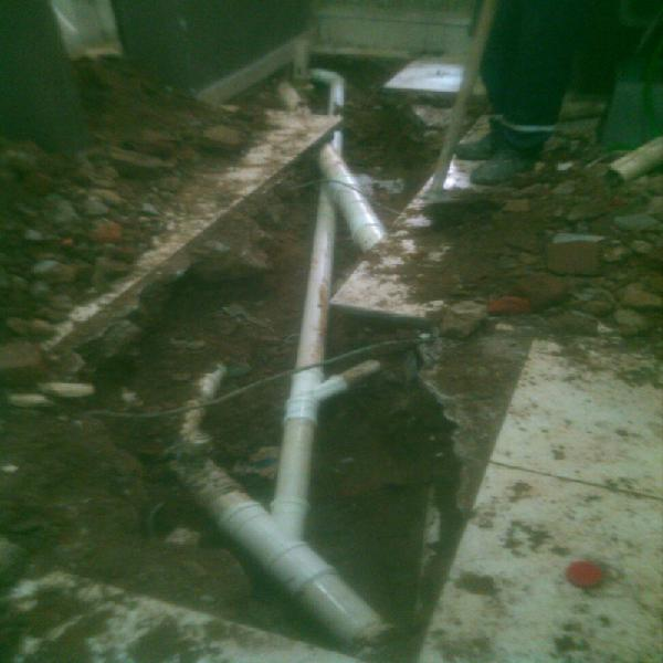 Tapa furo em campinas conserto de vazamento 986111250