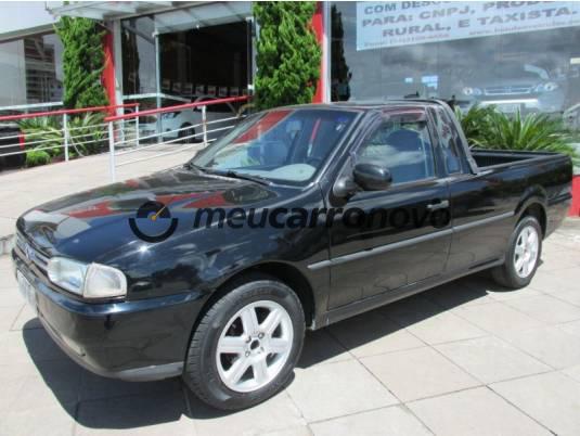 Volkswagen saveiro 1.6 mi cs 8v 2p manual g.ii 1999/1999