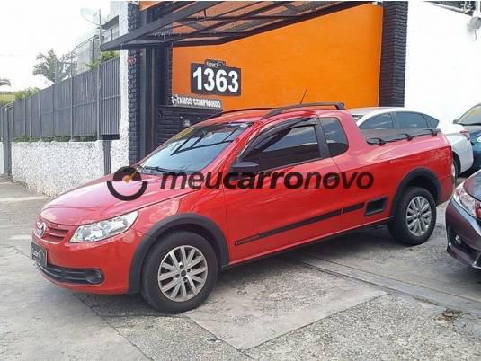 Volkswagen saveiro trooper 1.6 mi total flex 8v ce 2010/2010