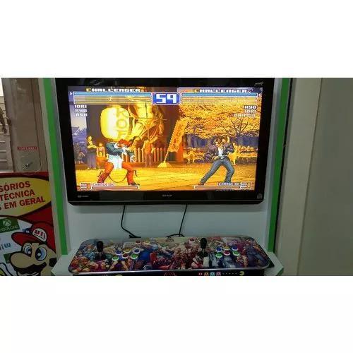 Vídeo game arcade fliperama multi jogos retro