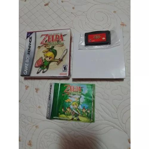 Zelda minish cap - gbadvance - americano - completo
