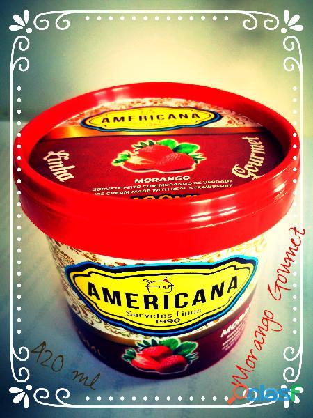 Americana sorvetes o melhor de belém