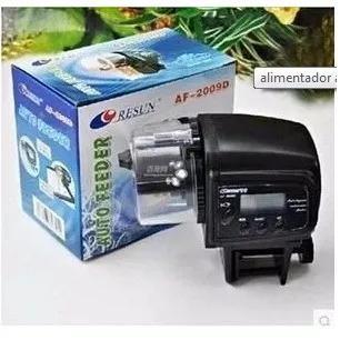 Alimentador peixes automático resun af-2009d promoção
