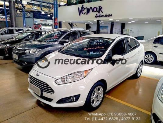 Ford fiesta sedan 1.6 16v flex aut. 2015/2015