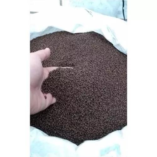 Ração para peixes carpas, kinguios e tilápias - 25 kg