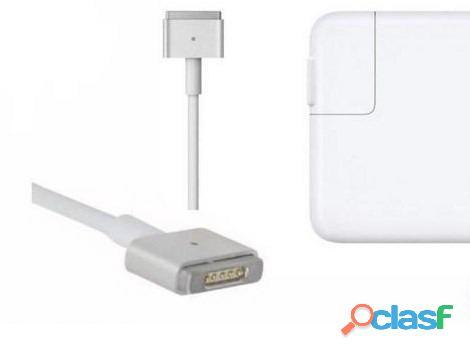 Fonte carregador apple macbook air a1234 60w magsafe 2