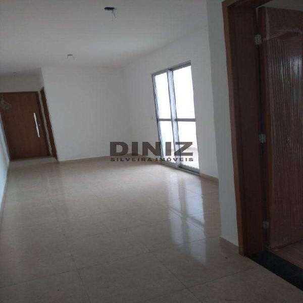 Apartamento, santa branca, 3 quartos, 3 vagas, 1 suíte