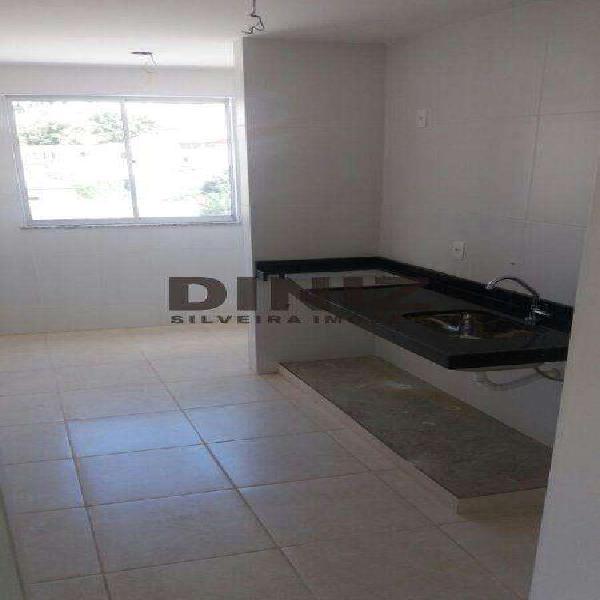 Apartamento, vila nova vista, 2 quartos, 1 vaga