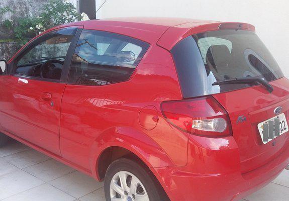 Ford ka 2010/2011 ótimo estado conservação
