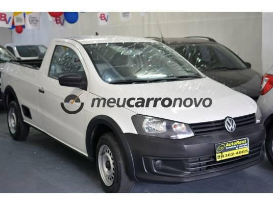 Volkswagen saveiro 1.6 mi startline cs 8v2p manual 2014/2015