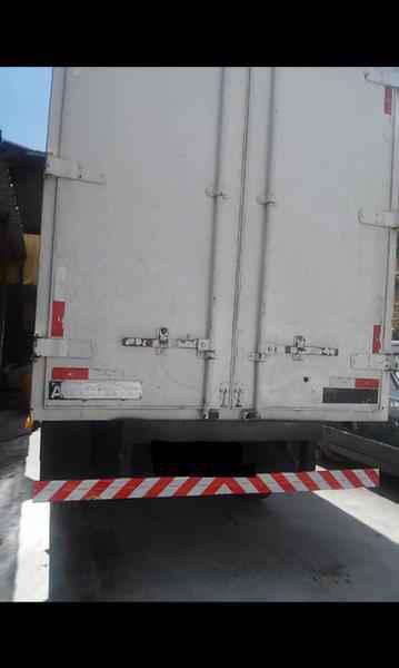 Baú caminhão hr e kia