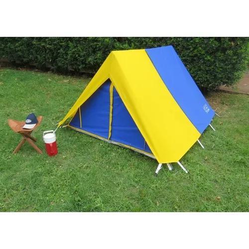 Barraca camping canadense 2 lugares padrão gripa tents nova