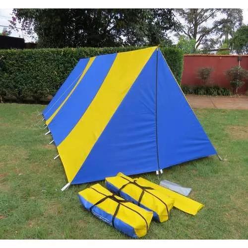 Barraca camping canadense 5 lugares c/ avance fechad padrão