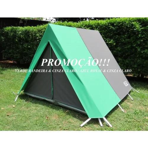 Barraca camping canadense 5 lugares coloridas gripa tents