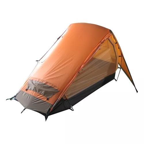 Barraca camping compacta everest 1 pessoa guepardo original