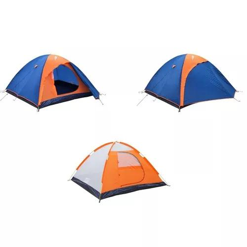 Barraca camping nautika falcon até 4 pessoas leve e