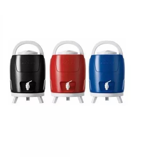 Garrafa garrafão botijão térmico q/f 9 litros invicta