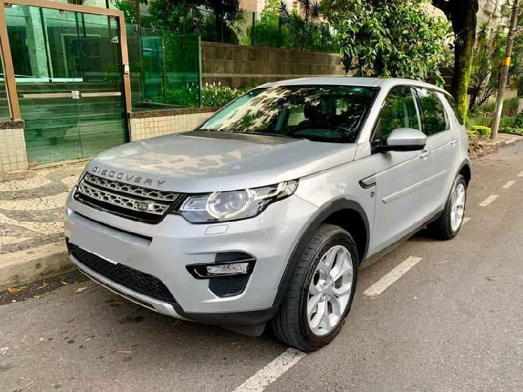 Land rover discovery sport hse 2.2 4x4 diesel aut.