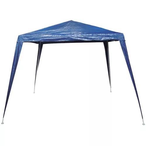Tenda praia gazebo barraca camping 2,4 x 2,4