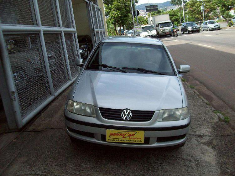 Volkswagen gol city 1.0 mi 8v 4p