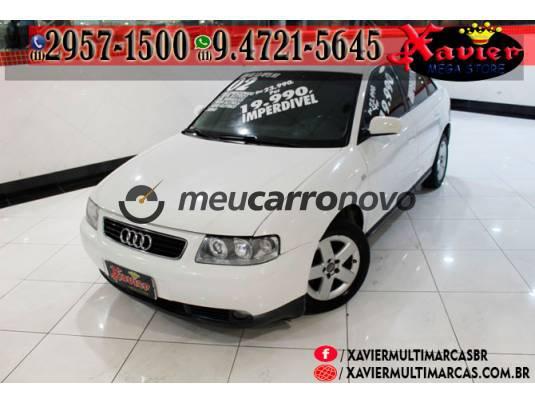 Audi a3 1.8 5p mec. 2002/2002