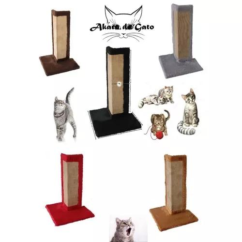 Arranhador gatos de canto protege móveis sofás medidas al