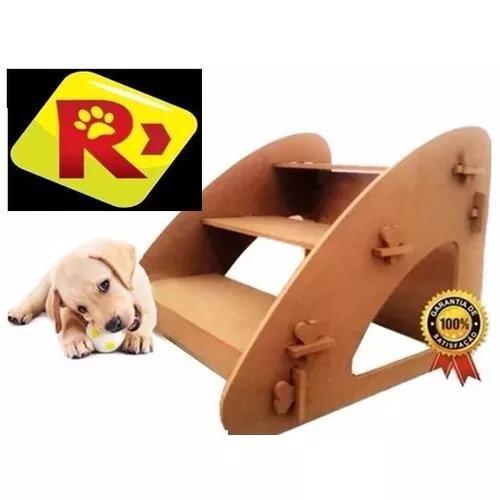 Escada cães cachorro subir no sofá cama box pet