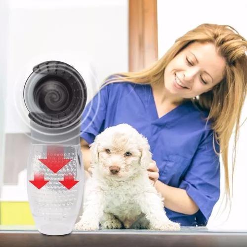 Escova sugador aspirador tira pelo de cachorro gato cão pet