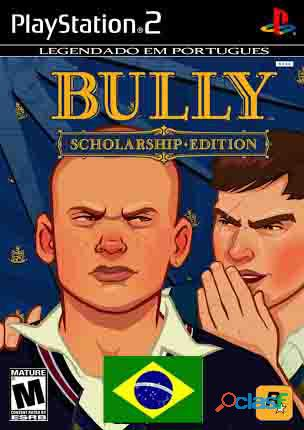 Bully legendado pt br   ps2