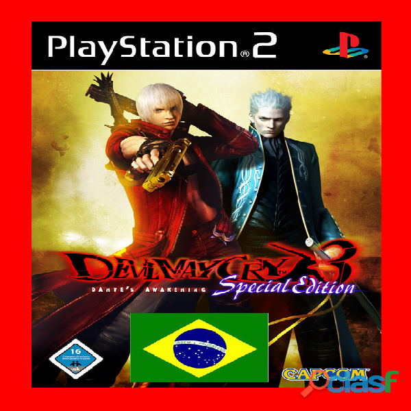 Devil may cry 3 legendado pt br   ps2