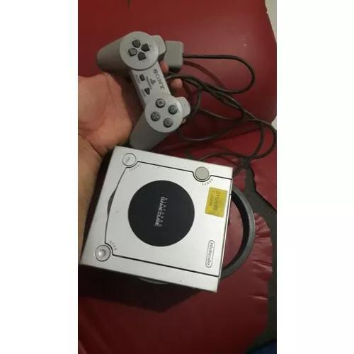 Console game cube e controle no estado campinas