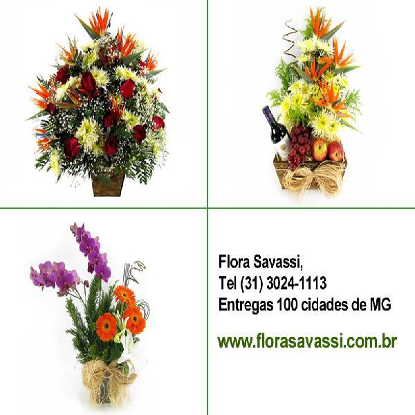 Contagem mg entregas buquês de rosas, ikebanas, cestas