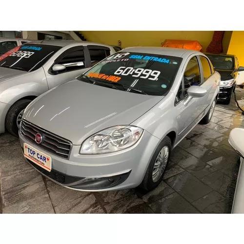 Fiat línea linea essence 1.8 16v (flex)