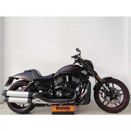 Harley davidson night rod special vrscdx 2014 preta