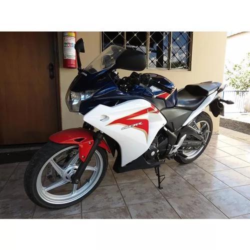 Moto honda cbr 250 r 2012 - sb veiculos