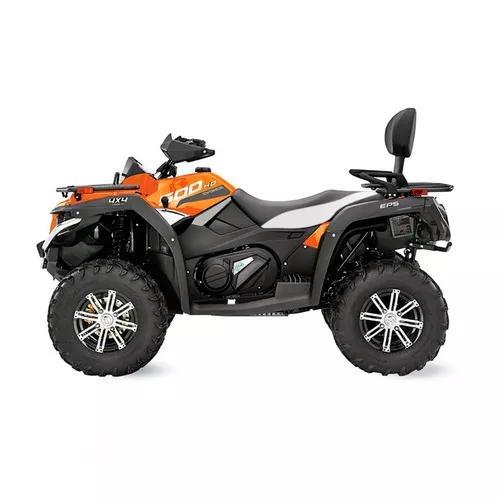 Quadriciclo atv cforce 550eps 4x4 aut. direção elétrica