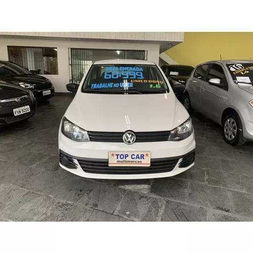 Volkswagen voyage voyage 1.6 msi trendline (flex)