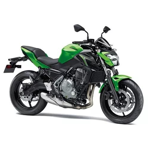 Yamaha xj6 - kawasaki z650 - 0km + 1 ano de seguro grátis