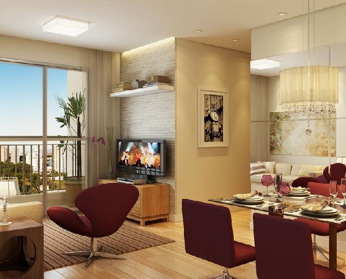 Apartamentos de 02 dormitórios pronto para morar.