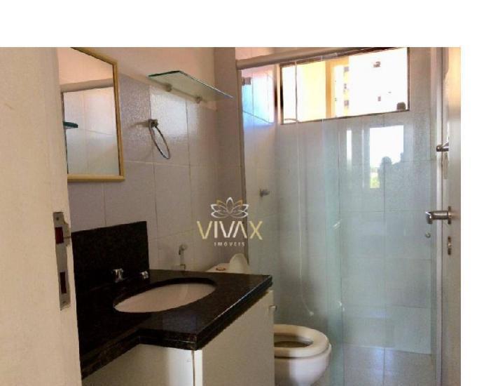 Flat com 1 dormitório para alugar, 34 m² por r$ 1.200mês