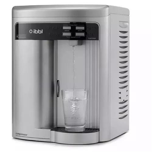Purificador de água ibbl frq600 expert prata quente e