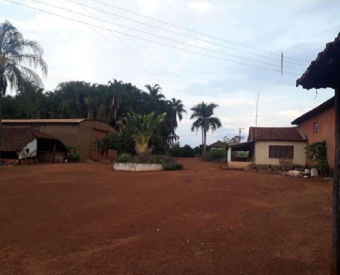 Sítio com 49,61 ha no município de ituverava - sp