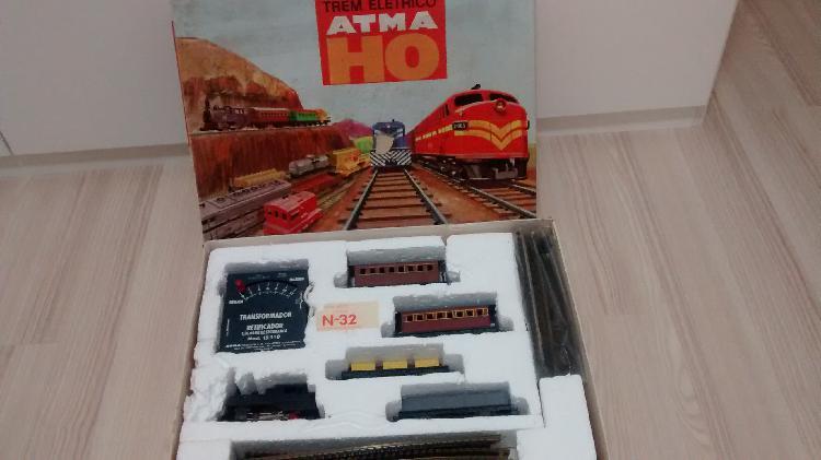 Trem elétrico atma