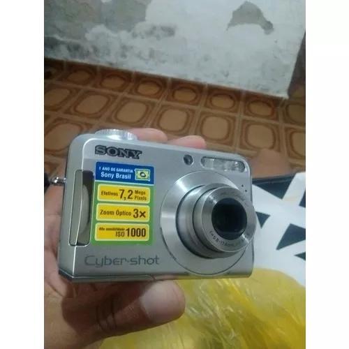 Camera digital cyber shot
