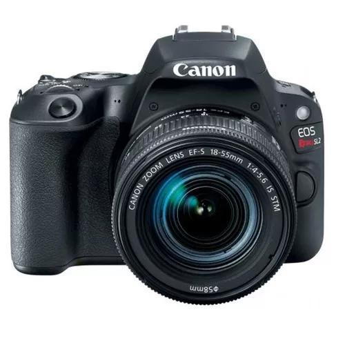 Canon eos rebel sl2 garantia br ef-s 18-55mm is stm wi-fi