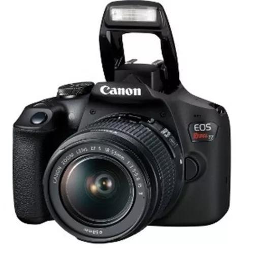 Canon eos rebel t7 + 18-55mm is 24mpixel wifi